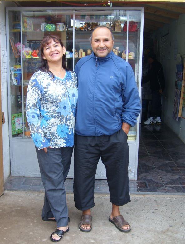 GALINDO Y SRA. OLGA
