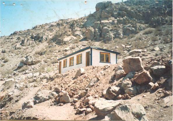 OFICINAS DE GEOLOGIA EN 1998 ERA  TOP DE TALCUNA