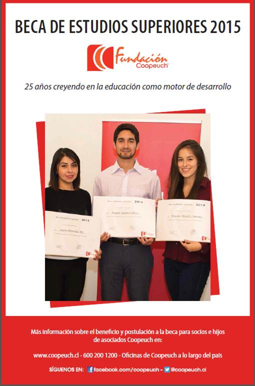BECAS COOPEUCH