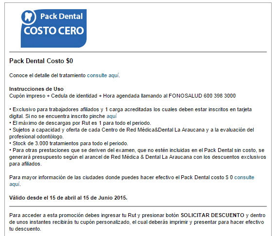 Pack Dental
