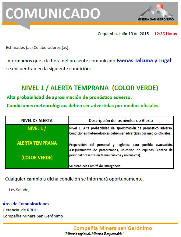 12-25 hrs_Alerta Verde