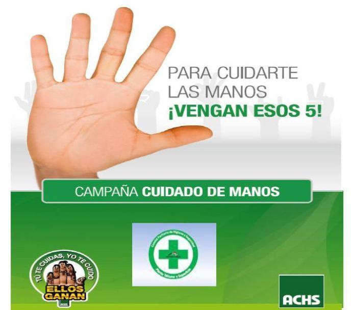 campaña manos
