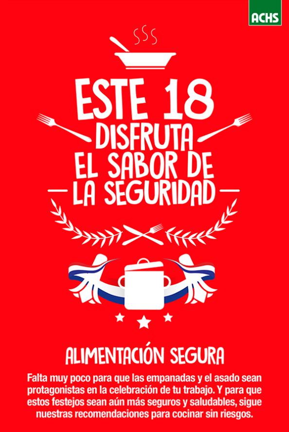 Consejos seguridad F.Patrias