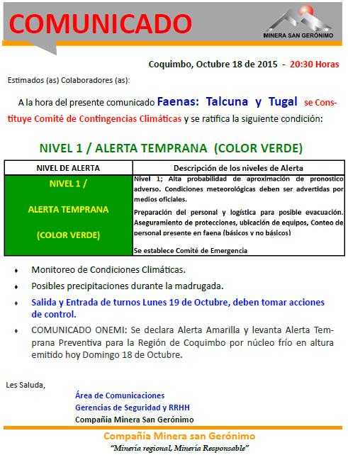 18.10_alerta verde Talcuna Tugal