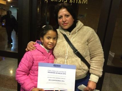 Hija Juan Carlos Contreras Olguin - MILLARELY ANAIS CONTRERAS PORTILLA