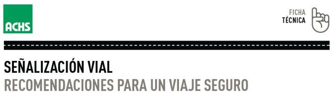 Señalización vial