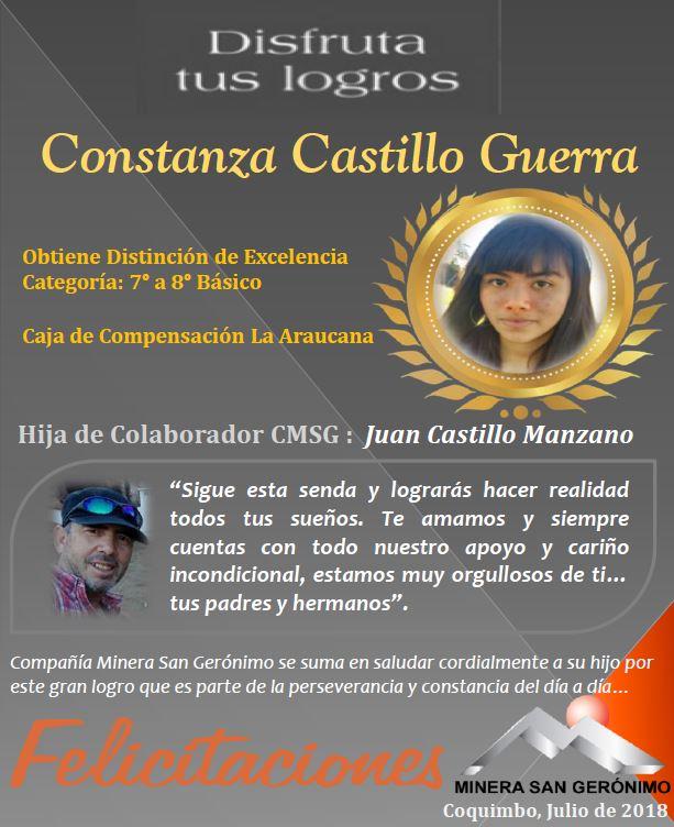 CONSTANZA CASTILLO GUERRA