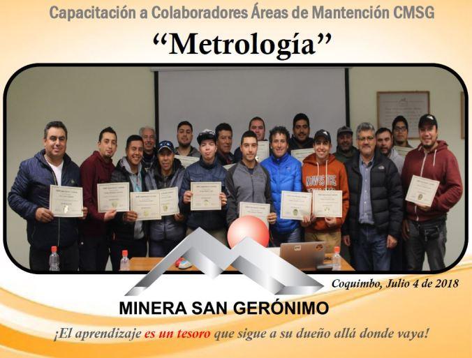 grupo 1 metrologia