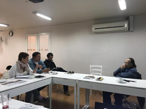 Reunión Técnica con Exportadora GESEX - Buin